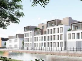 Koramic Real Estate en familie Meyhui slaan handen in elkaar