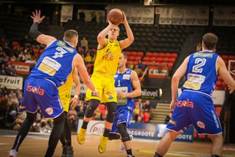 Oostende basket!