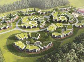 Roompot opent in 2021 nieuw natuurpark in Eksel
