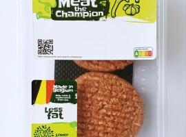 """Meat the Champion"" lanceert hybride vlees in België"