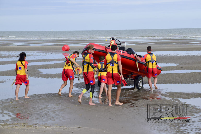 reddingsdienst kust