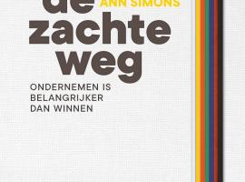 Voormalige topjudoka Ann Simons schrijft boek voor ondernemers