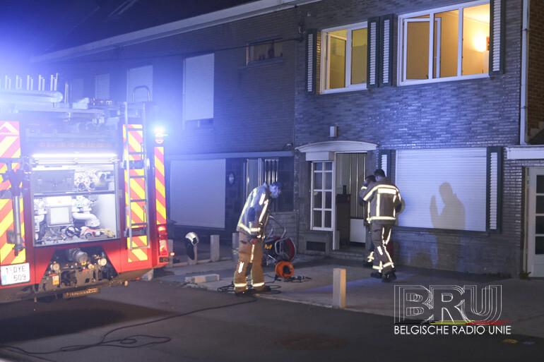 Brandje in woonkamer te Avelgem snel geblust