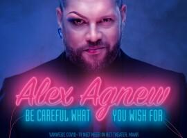 Alex Agnew en Kinepolis slaan opnieuw de handen in elkaar
