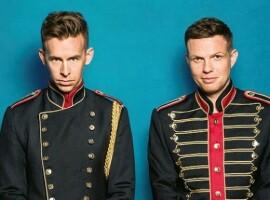 Extra show Cleymans & Van Geel