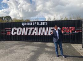 Container Cup in Kortrijk, Waasmunster en Jette
