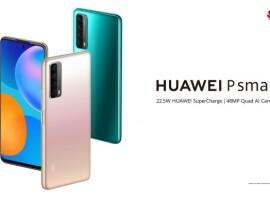 Huawei kondigt nieuwe Huawei P smart 2021 aan