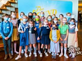 De Von Trapp-kinderen voor 'The Sound of Music' zijn bekend