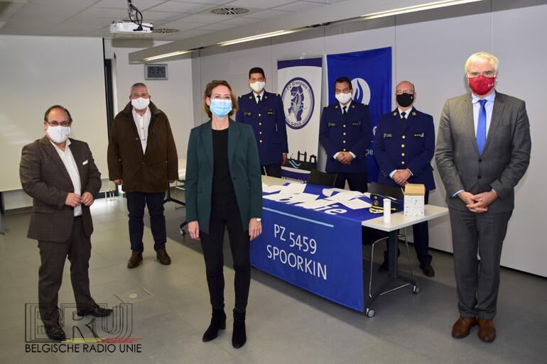 Politiezones Arro Ieper, Grensleie en Spoorkin gaan over tot een samenwerkingsovereenkomst