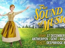 The Sound of Music vanaf 17 december in Stadsschouwburg Antwerpen