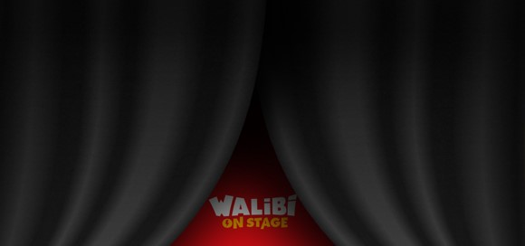 Walibi on stage