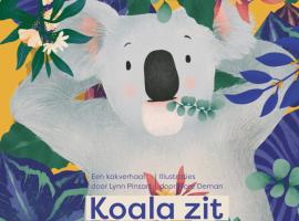 Lynn Pinsart en Flore Deman debuteren met beestige boekenreeks voor kinderen