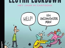 Een onvergetelijk jaar in cartoons in Lectrr lockdown