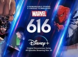 Alle afleveringen van Marvel 616 nu op Disney+