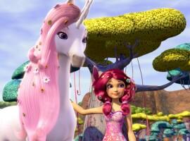 Studio 100 creëert vierde seizoen en bioscoopfilm van 'Mia and me'!