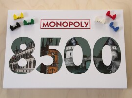 Nieuwe en exclusieve uitgave: Monopoly Kortrijk