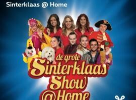 De Grote Sinterklaasshow van Studio100 gaat toch door