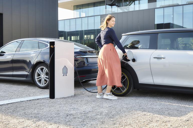 Smappee EV Base - EV charging - autoladen - recharge des véhicules 1
