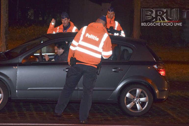 Verontrustende resultaten na politiecontrole in Menen
