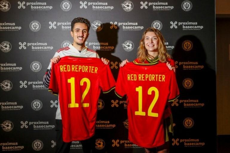 Belgian Red Reporters