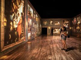 Ontmoet Jan Van Eyck, Pieter Paul Rubens en Pieter Bruegel in het Brusselse Dynastiepaleis