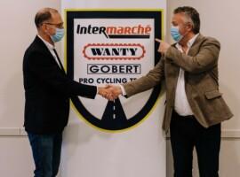 Wielerploeg Wanty Gobert krijgt met Intermarché België nieuwe titelpartner