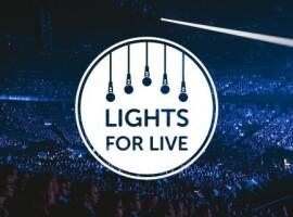 Lights for live wil eerste Sportpaleis uitverkopen