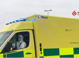 Alle ambulanceritten in groot Houthulst beschouwd als COVID-ritten