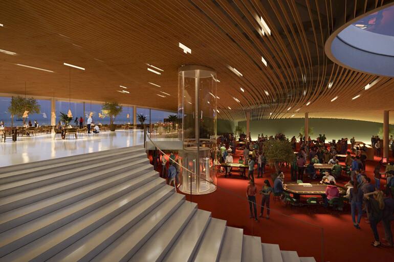 Belcasinos NV zal de speelzaal uitbaten in het casinogebouw van Middelkerke.