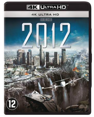 Wedstrijd: Win de bluray '2012' in 4K Ultra HD