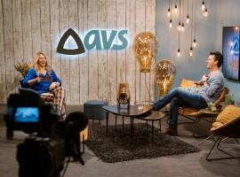 AVS start met een gloednieuw studioprogramma 'AVS Weekend'