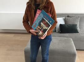 Winnaar Junior Journalist wedstrijd georganiseerd door Davidsfonds Kuurne bekend