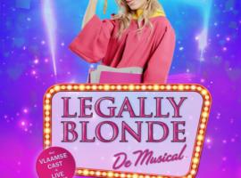 Musical Legally Blonde verhuist naar februari 2022 in de Stadsschouwburg Antwerpen