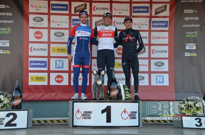 Mads Pedersen wint 73 ste Kuurne – Brussel – Kuurne