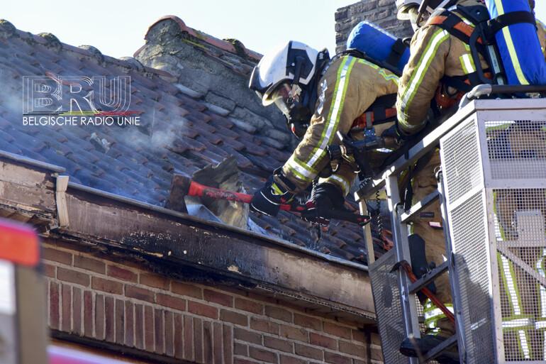 Opnieuw woning uitgebrand in de Westhoek