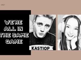 CKS gamers collab als eerbetoon aan Kastiop