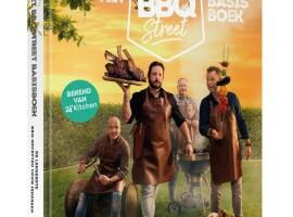 BBQSTREET met recepten van grillmasters als Peter De Clercq en Ralph de Kok