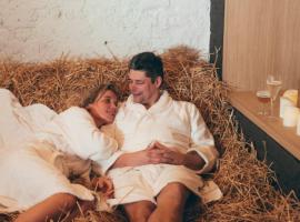 Bath & Barley : baden & ontspannen in Belgische hop, gerst en gist