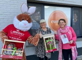 Belgisch chocoladebedrijf Libeert wil kwetsbare kinderen naar school laten gaan