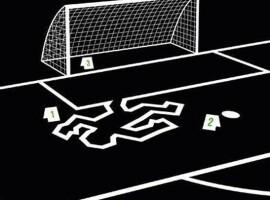 Joost Houtman over moord en doodslag in de voetballerij