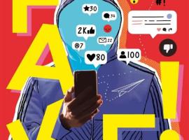 Spannend nieuw 12+-boek van Carry Slee over de gevaren van fake news