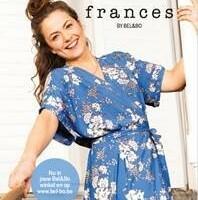 Frances Lefebure lanceert nu ook een derde zomercollectie by 'Bel & Bo'