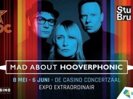 Hooverphonic krijgt retrospectieve expositie 'Mad About Hooverphonic'