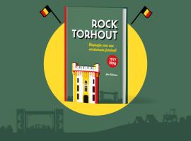 Jan Delvaux bundelt rijke geschiedenis van Rock Torhout