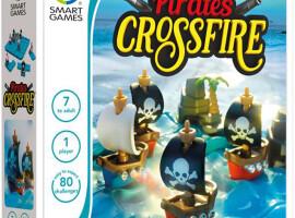 wedstrijd: Win het gezelschapsspel Pirates Crossfire