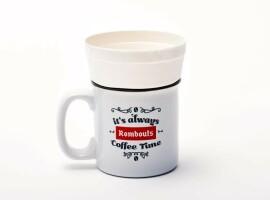 Koffie Rombouts bestaat 125 jaar & innoveert met 100% composteerbare koffiefilter