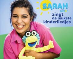 CD-wedstrijd: 'Sarah zingt de leukste kinderliedjes'