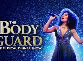 Verrassende hoofdcast 'The Bodyguard, the musical dinner show' bekend
