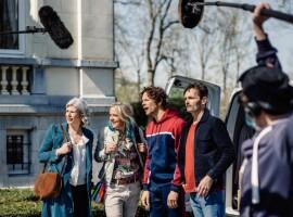 Opnames van W817-film 8eraf! van start