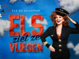 'Els de Schepper ziet ze vliegen' vanaf oktober in première
